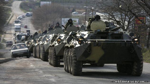 Россия усиливает свое военное присутствие в контролируемом ее военными молдавском регионе Приднестровье.